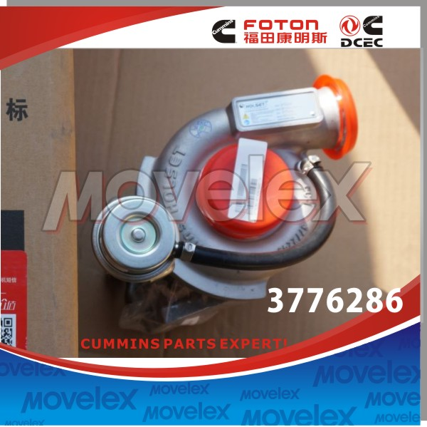 TURBO CHARGER 3776286